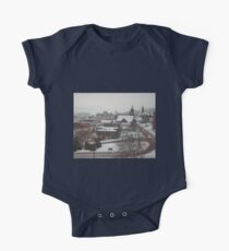 Christmas City Of The North One Piece - Short Sleeve