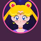 Sailor Moon by stevenchase