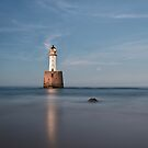 Lighthouse Twilight by Grant Glendinning