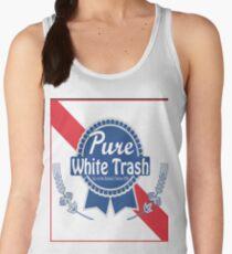 Pure White Trash Women's Tank Top