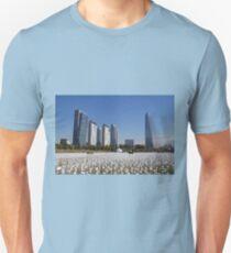 Songdo Incheon Korea Unisex T-Shirt