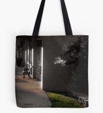 Sunrise on Main Street Tote Bag