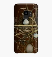 """Centered"" Stream Bed Collection, Waitsfield, VT Case/Skin for Samsung Galaxy"