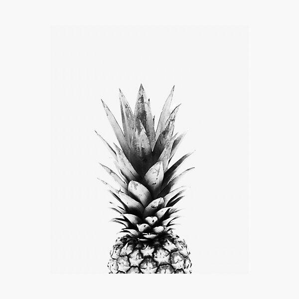Pineapple print, Tropical, Scandinavian print, Scandinavian, Nordic, Trendy print, Styled, Scandinavian art, Modern art, Wall art, Print, Minimalistic, Modern Photographic Print