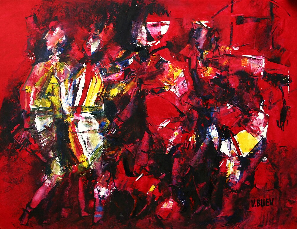 King 2 by Valeriu Buev