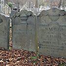 Headstones by Ethna Gillespie