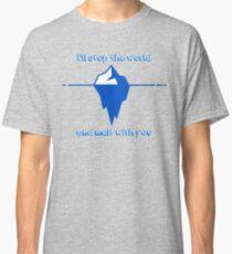 Melting Glacier Classic T-Shirt