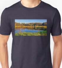Scenic Florida Wetlands Unisex T-Shirt