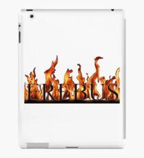 Club Erebus iPad Case/Skin
