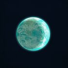 Pale Blue Dot by Eric Fan