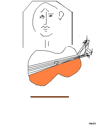 guitar by mhkantor