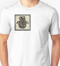 "SiebenPfeile's Zen-ART ""tangle-fatimasHand"" Unisex T-Shirt"