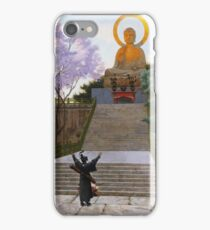 Jean - Leon Gerome - Japanese Emploring A Deity iPhone Case/Skin