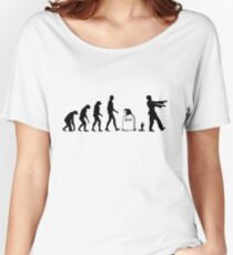 Evolution Zombie Women's Relaxed Fit T-Shirt