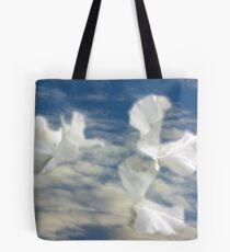 Vol fleuri Tote Bag