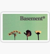 Basement  Sticker