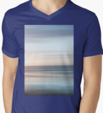 Coastal abstract  the distant surf and wash of sea  T-Shirt