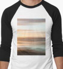 Coastal abstract image in sea and sunset hues T-Shirt