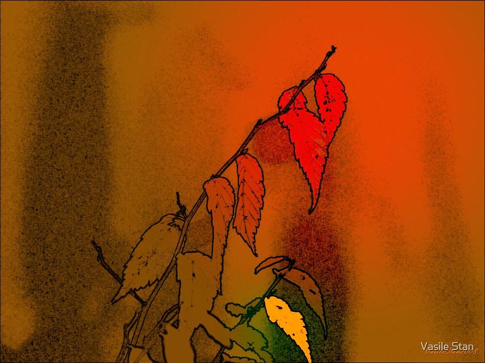 Leaves  by Vasile Stan