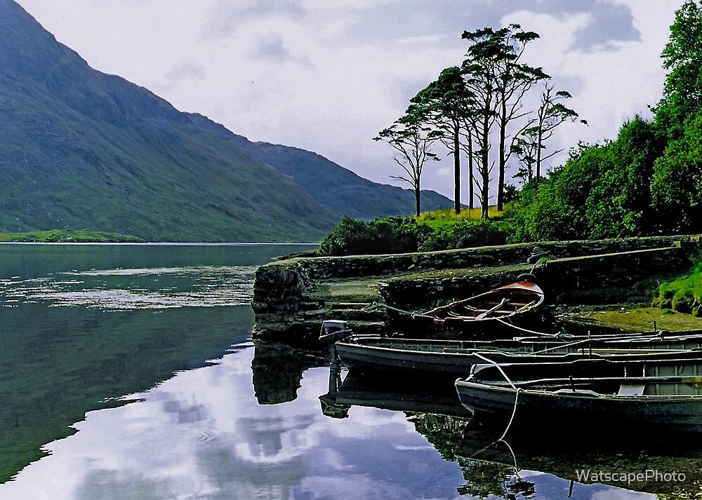Loch Dubh by WatscapePhoto
