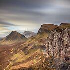 Quiraing - Isle of Skye by Grant Glendinning