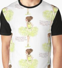Greater Joy - Beatrice Ajayi Graphic T-Shirt