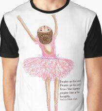 Ballerina Praise - Beatrice Ajayi Graphic T-Shirt