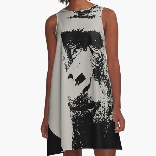 GORILLA A-Linien Kleid