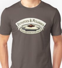 Potatoes and Molasses Unisex T-Shirt