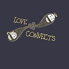 Only Love Connects People by spysee