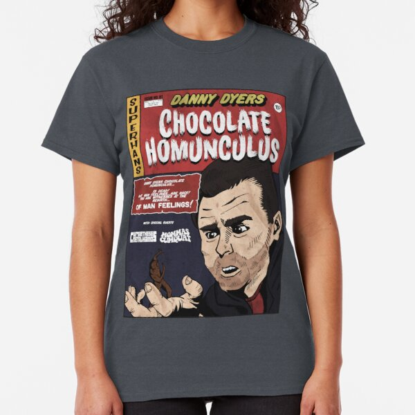 Danny Dyers Chocolate Homunculus Classic T-Shirt