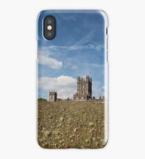 Highclere Castle a.k.a. Downton Abbey iPhone Case/Skin