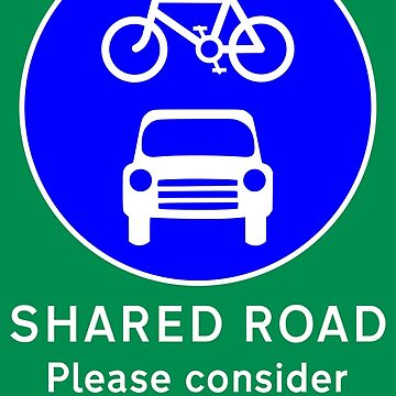 Shared Road by Edventuregear