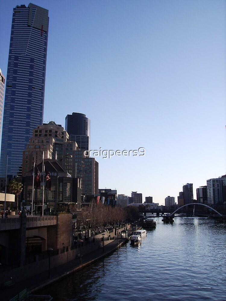 Melbourne by craigpeers9