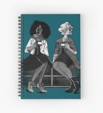 I Wanna Know What Love Is Spiral Notebook