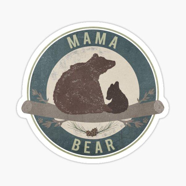 Mama Bär Sticker