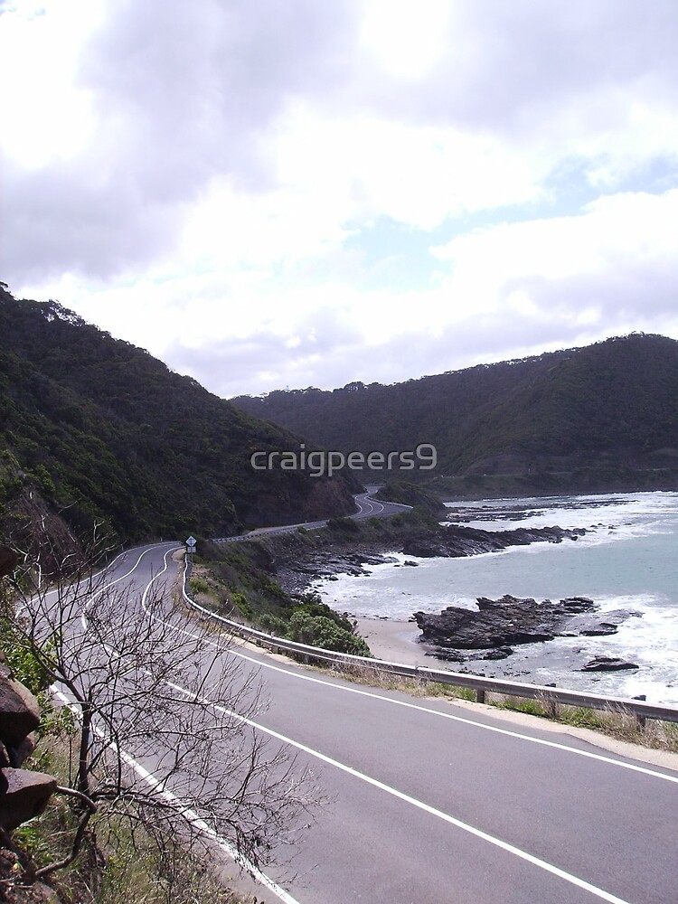 Great Ocean Road by craigpeers9