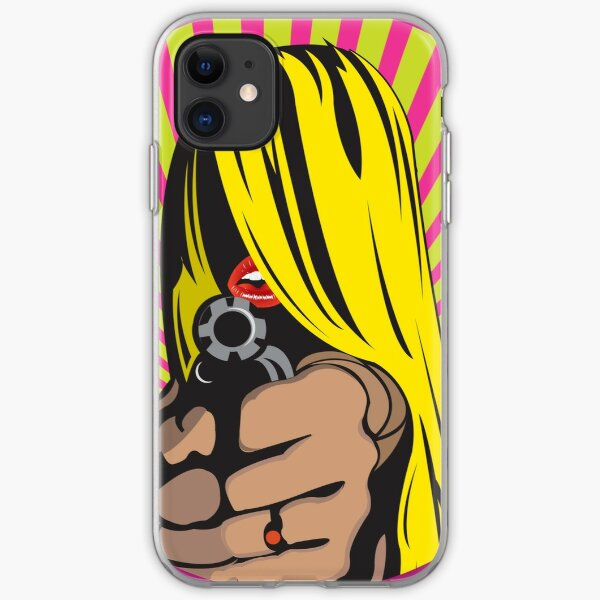 BANG! iPhone Soft Case
