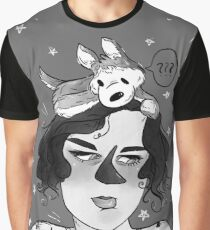 Willow and Ms. Husky Graphic T-Shirt