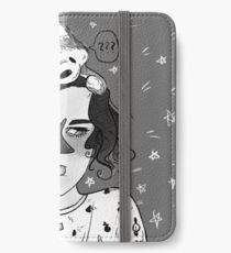 Willow and Ms. Husky iPhone Wallet/Case/Skin