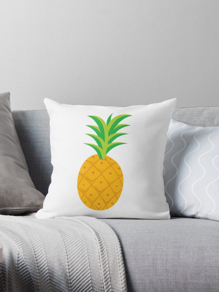 pineapple tropical fruit by MGdezigns
