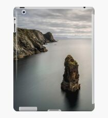 Glencolmcille sea stacks iPad Case/Skin