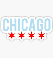Pegatina Chicago