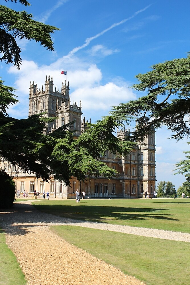 Downton Abbey by corrado