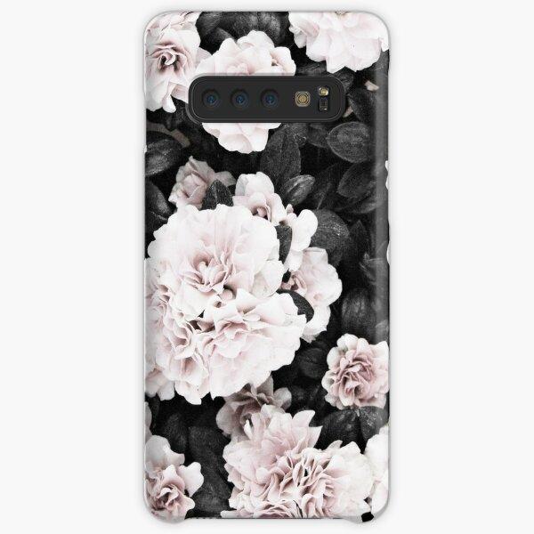 Flowers print, Scandinavian, Roses, Fashion print, Scandinavian art, Modern art, Wall art, Print, Minimalistic, Modern Samsung Galaxy Snap Case