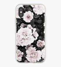 Blumendruck, skandinavisch, Rosen, Modedruck, skandinavische Kunst, moderne Kunst, Wandkunst, Print, minimalistisch, modern iPhone-Hülle & Cover