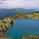 Swiss Mountain Lake by mamba