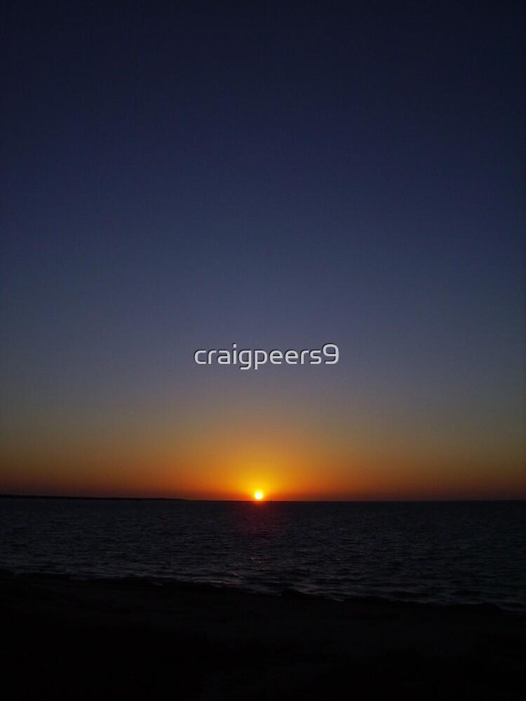 Sun Set by craigpeers9