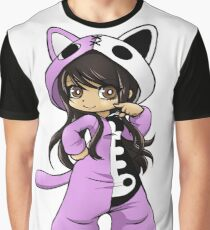 Aphmau As a Cat Graphic T-Shirt