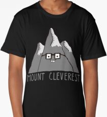 Nerd Mount Cleverest Long T-Shirt